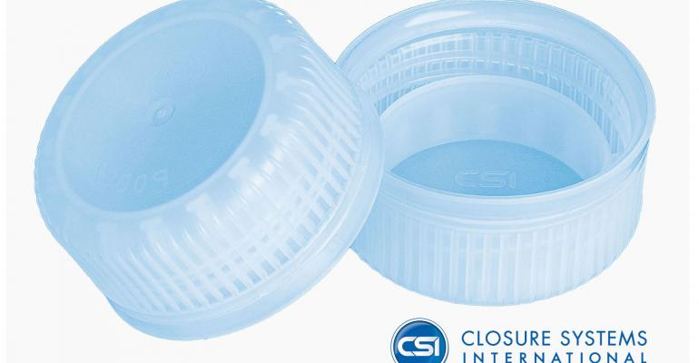 Tall cap closure: Product of the Day