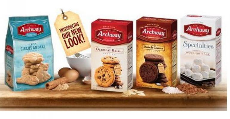 Archway Cookies made with improved taste and new packaging