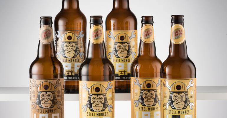 Label materials influence craft beer buying decisions