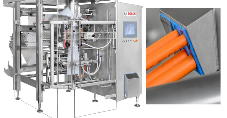 Controlling allergens and contamination on food packaging machinery