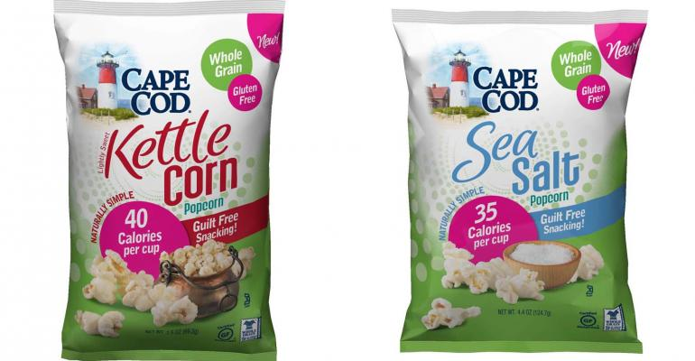 Cape Cod's new snack is popping up on shelves