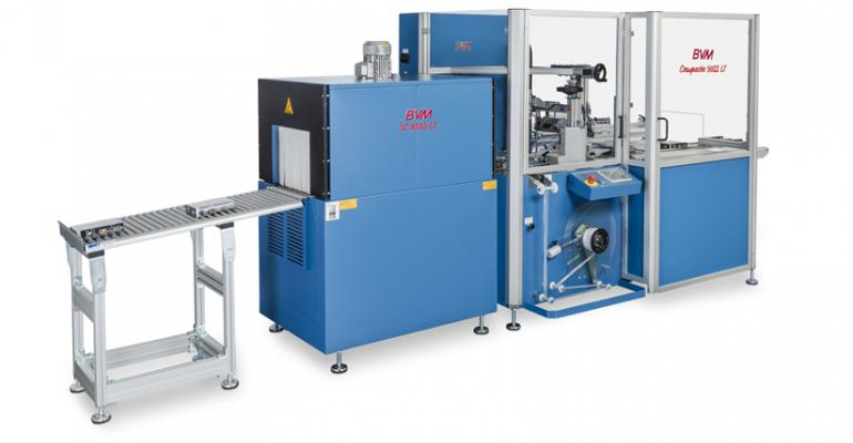 Mid-range overwrapper offers automated versatility