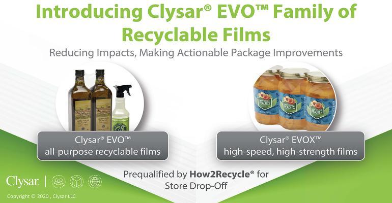 Clysar EVO combo