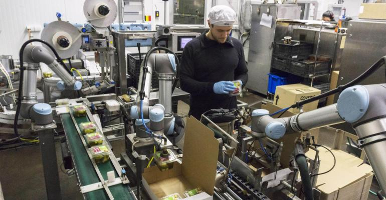 Cobots in packaging 2018: A debriefing with Universal Robots