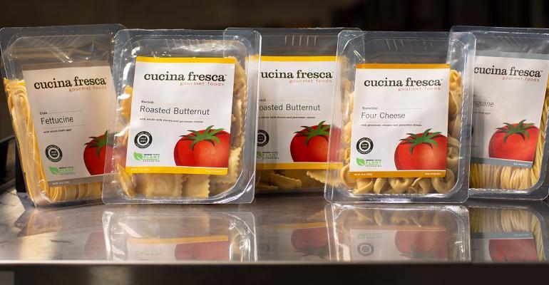 Cucina Fresca Plantic  trays