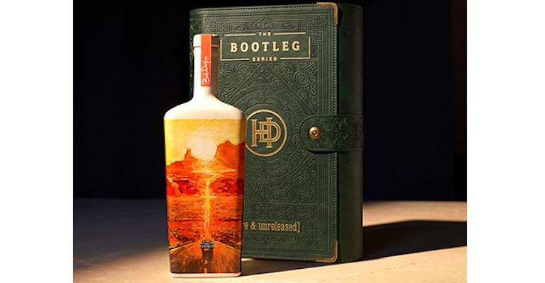 Dylan Bottle Bootleg Series 2 packaging