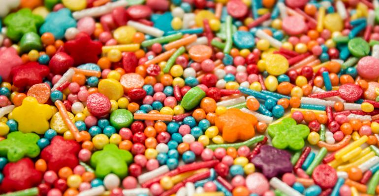sweet tooth heaven Lots of colorful candy Nikandrov from Canva