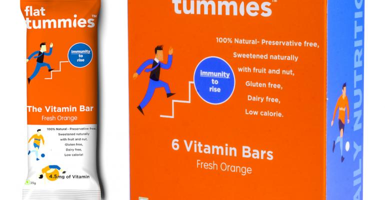 Packaging Designs Speak to Immunity and Mood Management