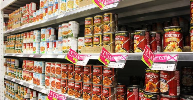 Most food cans no longer use BPA in their linings