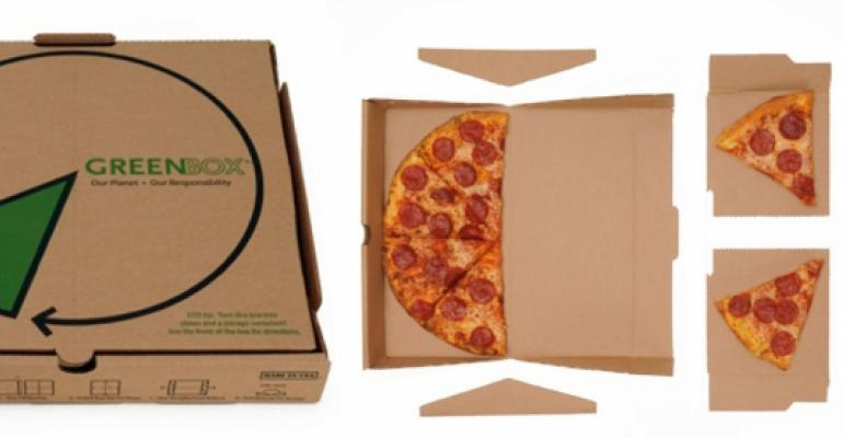 Pizza box makers pitch eco-friendly packaging to TV-show investors