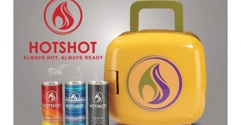 HotShot aims for the premium coffee market