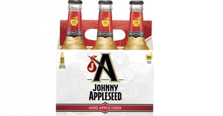 Anheuser-Busch adds craft cider to its roster
