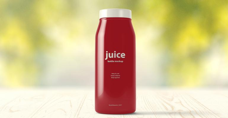 3 market influences shaping juice packaging today