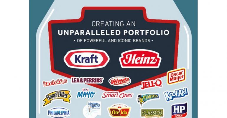 Mega-merger forms The Kraft Heinz Co.