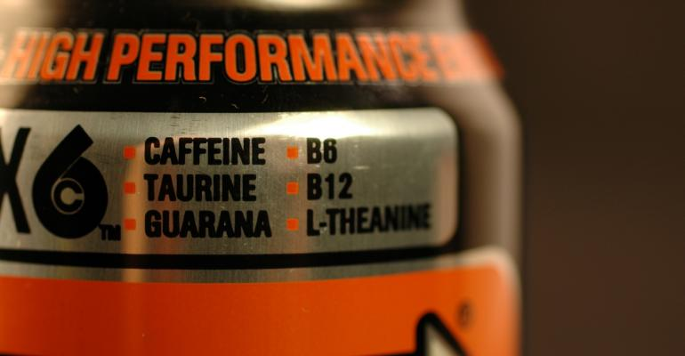 FDA package design cues: Beverage…or a dietary supplement?