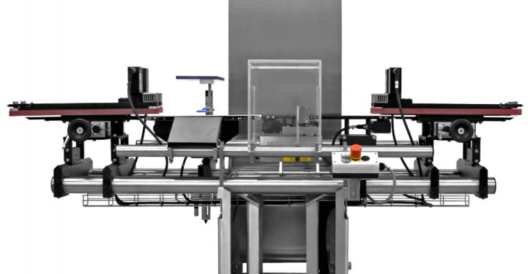 Checkweigher offers precise weighing for tiny containers