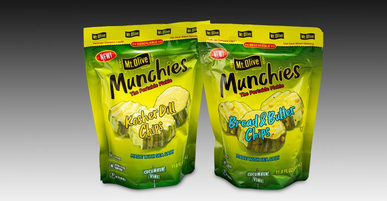 Mt Olive Munchies Resealable Pouch Ftr image