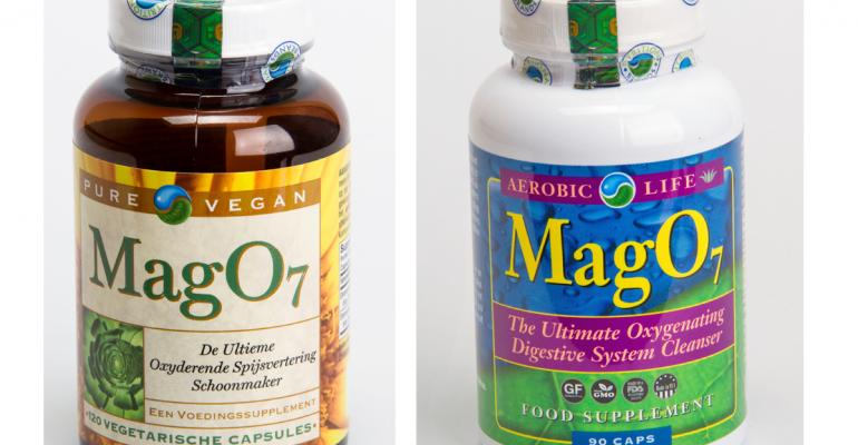 Supplement fights fakes with hologram-embedded safety seal