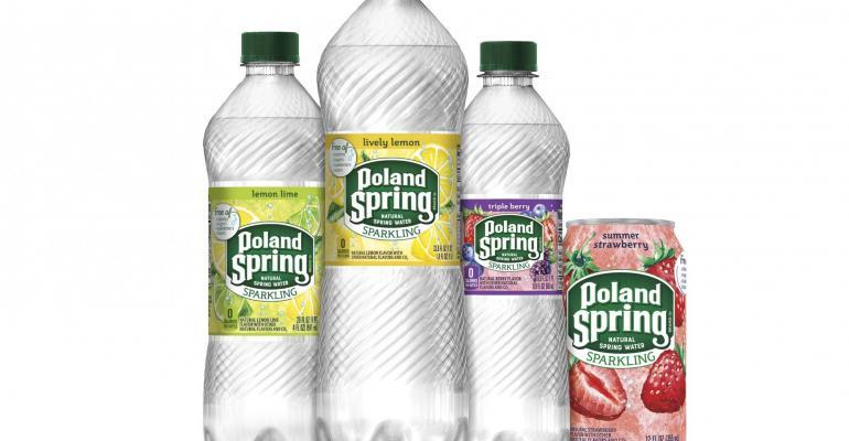 Nestlé Waters' sparkling new packaging signals major rebranding