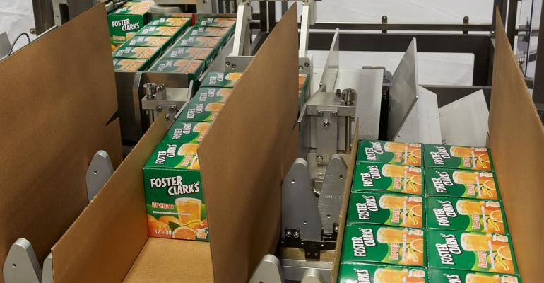 New case packers make efficient changeover a wrap