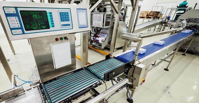 Smart sensors improve packaging machinery performance