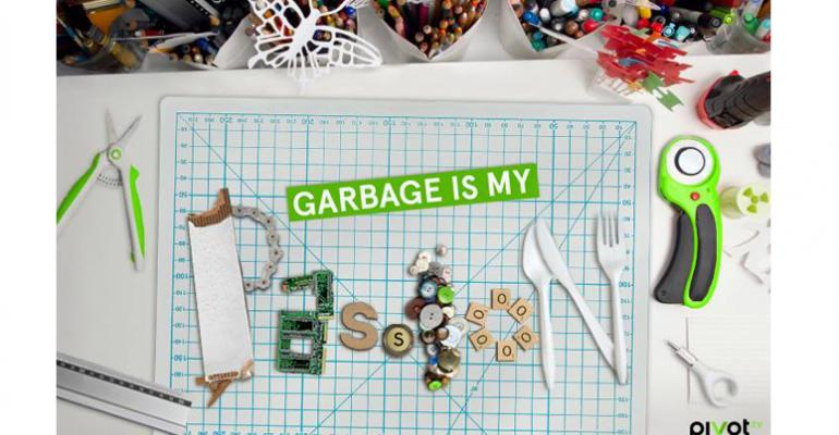 Can packaging be the star of reality TV show?