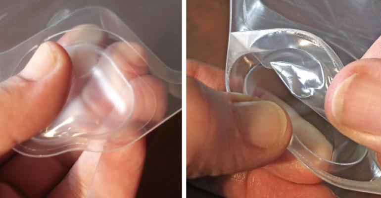 New easy-open packaging option pops up