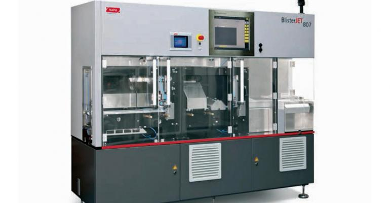 Full-color blister packaging printing system premieres