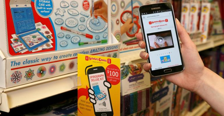 Intelligent packaging keeps pace with mobile consumers