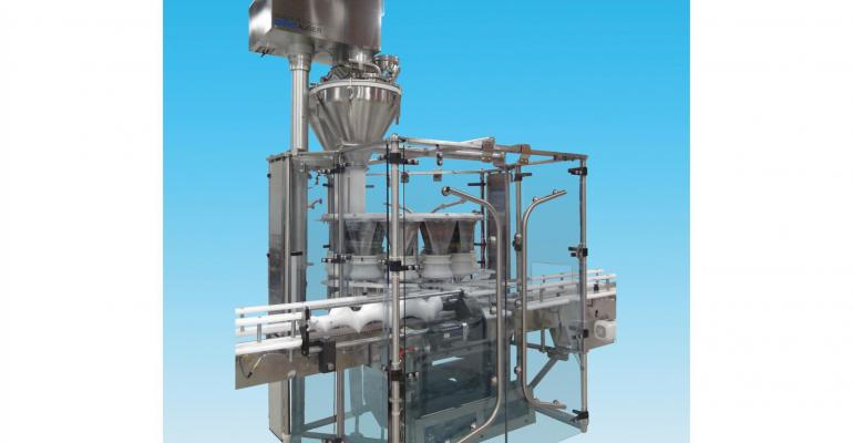 Rotary filler access and changeover improved