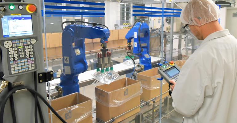 How Robotics Beef Up Food Packaging Automation
