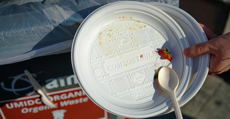 Without better labeling, compostable packaging will struggle