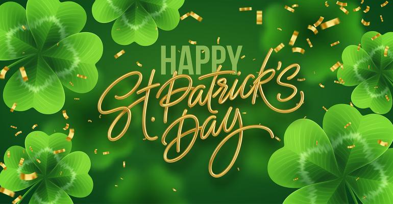 St Patricks Day AdobeStock