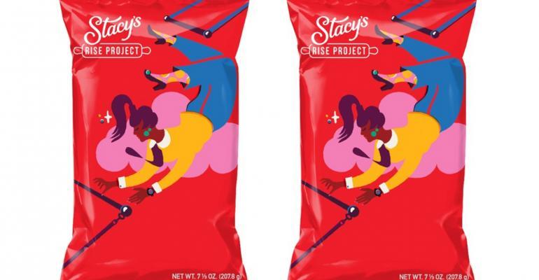 Snack packaging feeds support for women entrepreneurs
