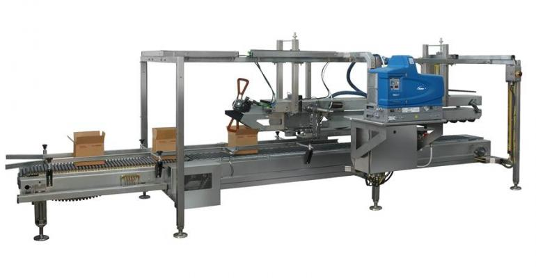 Product of the Day: High-speed, continuous-motion case sealer