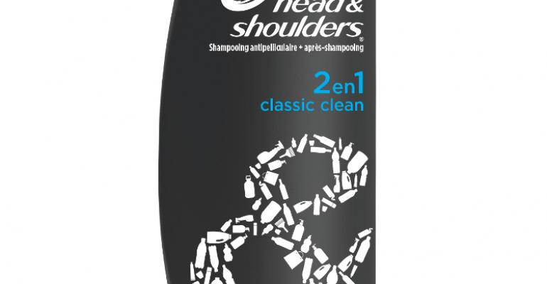 First fully recyclable shampoo bottle made with beach plastic points to new plastics economy