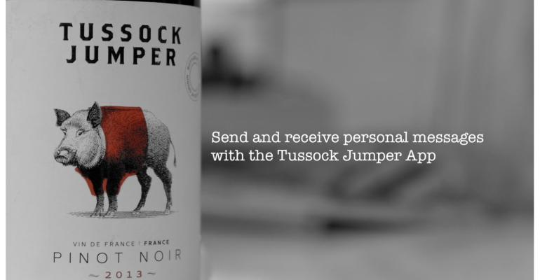 QR code lets loved ones create a Valentine 'message on a bottle'