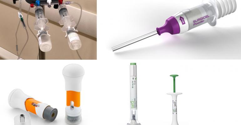Novel drug-delivery devices merit coveted MDEA awards