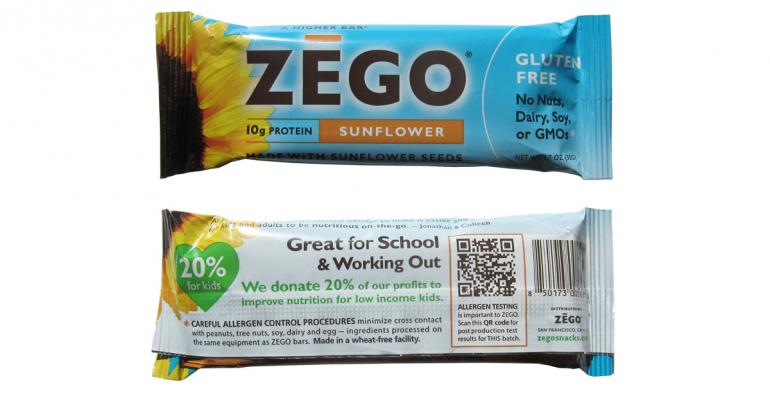 Food safety bar set higher with allergen-reporting QR code