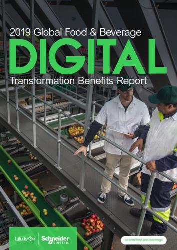 Annual Global Food & Beverage Digital Transformation Benefits Report