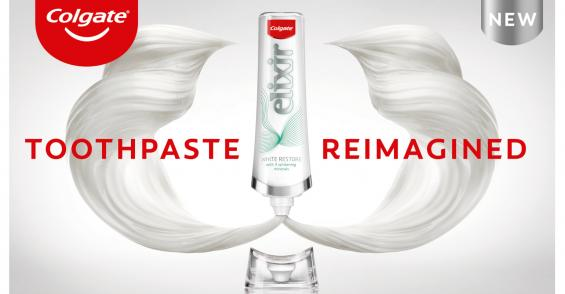 Colgate Partners with LiquiGlide on a Slick Toothpaste Pack