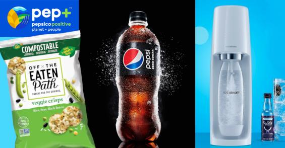 PepsiCo Sets Aggressive Packaging Sustainability Goals with pep+
