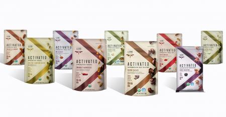 Living Intentions packaging sprouts new look