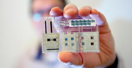 Printed electronics agreement advances packaging, The Internet of Things